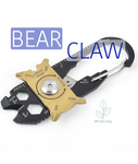 The Bear Claw - 20 in 1 Multi Tool EDC - Off Grid Living for Beginners