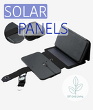 Foldable Solar Panels - Off Grid Living for Beginners
