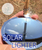 Survival Solar Lighter - Off Grid Living for Beginners