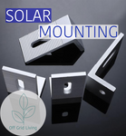 Solar Panel L-Foot Mounting Kit - Off Grid Living for Beginners