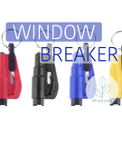 Personal Window Breaker Escape Tool - Off Grid Living for Beginners