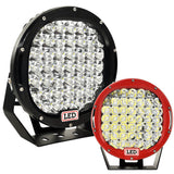 9 Inch LED Work Light - 2 pieces - Off Grid Living for Beginners
