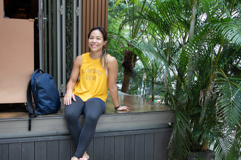 Catching up with Charlene Ho