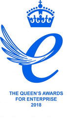 The Queen's Award for Enterprise in innovation