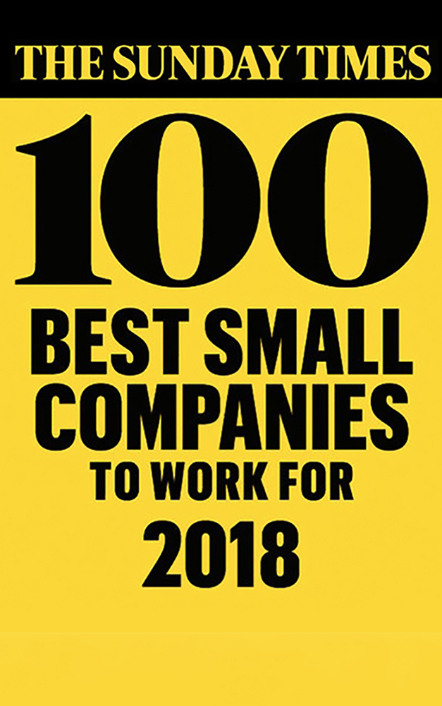 best company award 2018