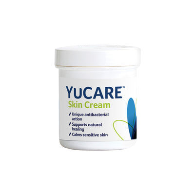 YuCARE Skin Cream front of pack shot