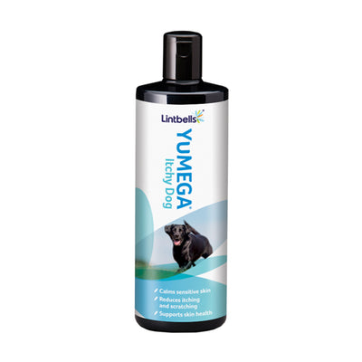 YuMEGA Itchy Dog Bottle
