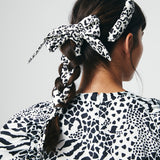 TWILLY SCARF - LOW-KEY LEOPARD
