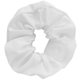 SCRUNCHIES - WHITE OR BLACK