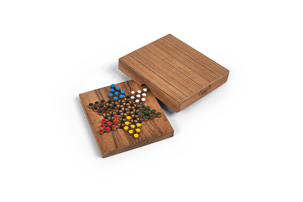 Travel - Chinese Checkers