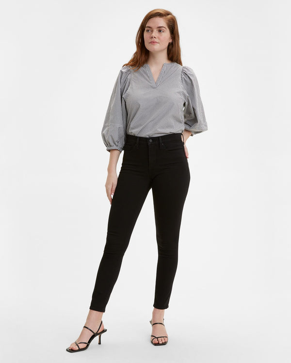 311 Shaping Skinny Jean - Ultra Black