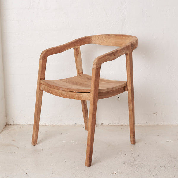 PRE ORDER - Ada Dining Chair - Natural