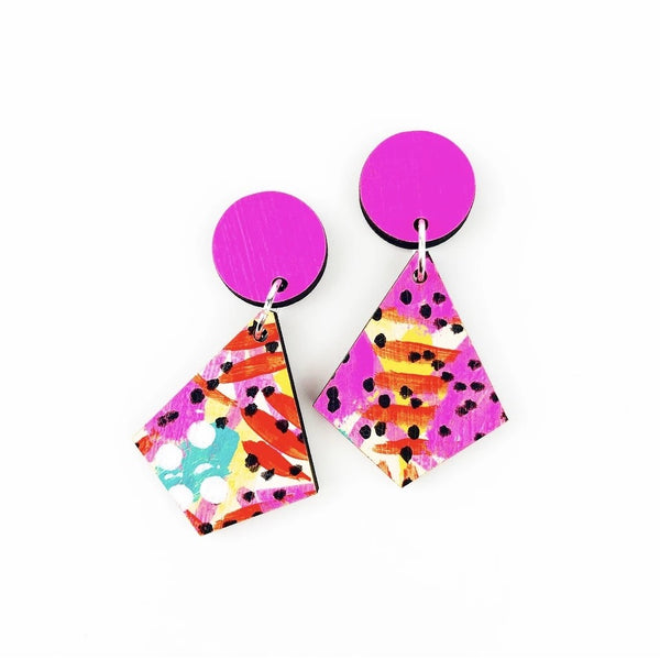 Daintree Timor Drop Earrings