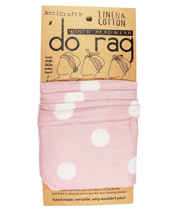 Do Rag Dots Spots Blush +White