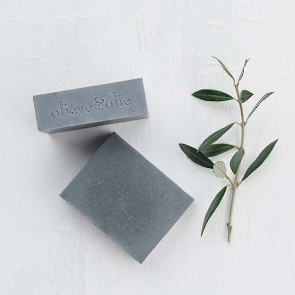3 x Handmade Soaps - Bergamot | Clary Sage | Activated Charcoal