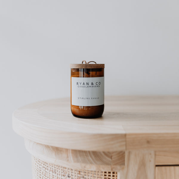 Stirling Range Candle