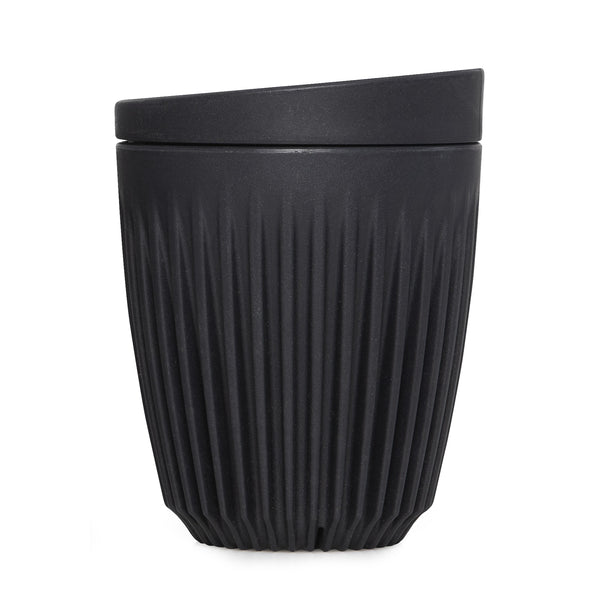 Reusable Coffee Cup - Charcoal 8oz