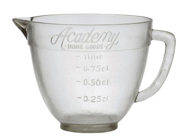 Hemingway Glass Measuring Jug