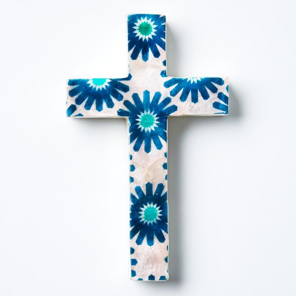 Liberty Cross - Wall Hanging