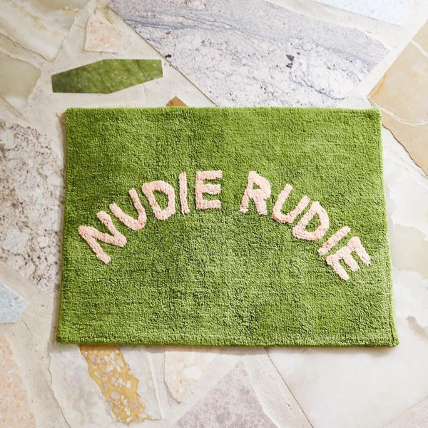Tula Nudie Bath Mat - Pickle