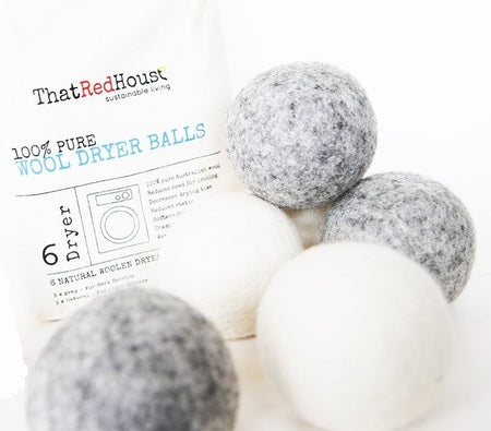 Woollen Dryer Balls