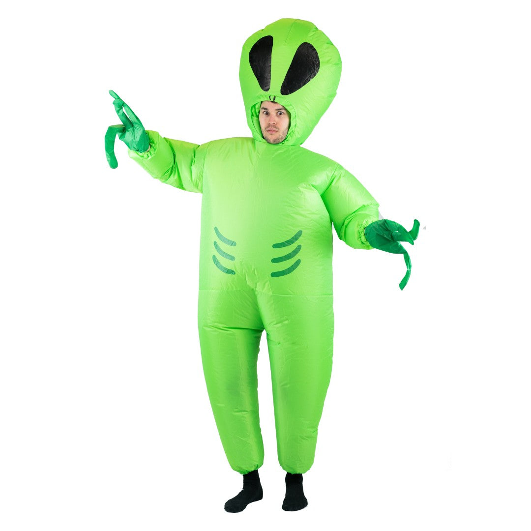 Bodysocks - Inflatable Alien Costume