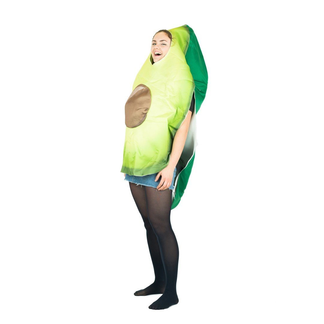 Bodysocks - Avocado Costume
