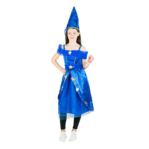 Bodysocks - Blue Princess Costume
