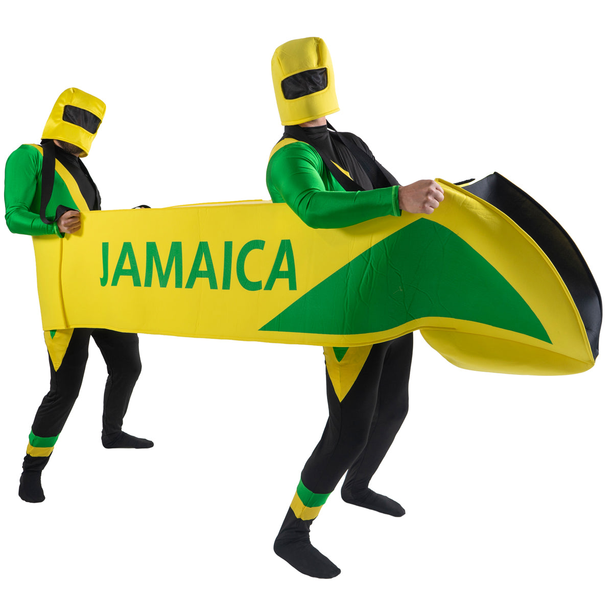 Bodysocks - Bobsled Costume