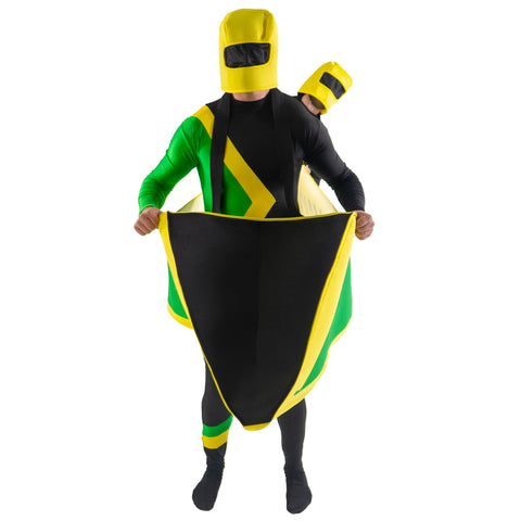 Bobsled Costume
