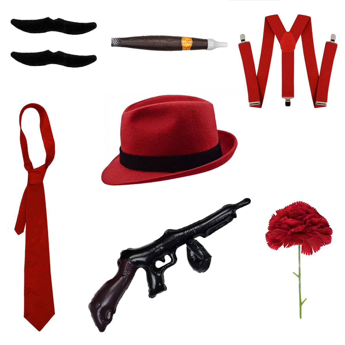 Gangster Accessory Pack
