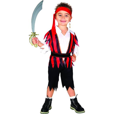 Bodysocks - Kids Pirate Costume