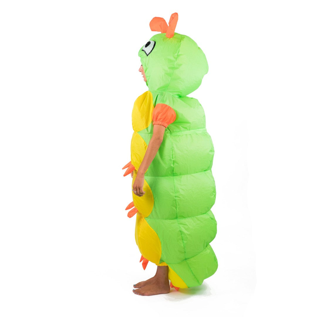 Bodysocks - Inflatable Caterpillar Costume
