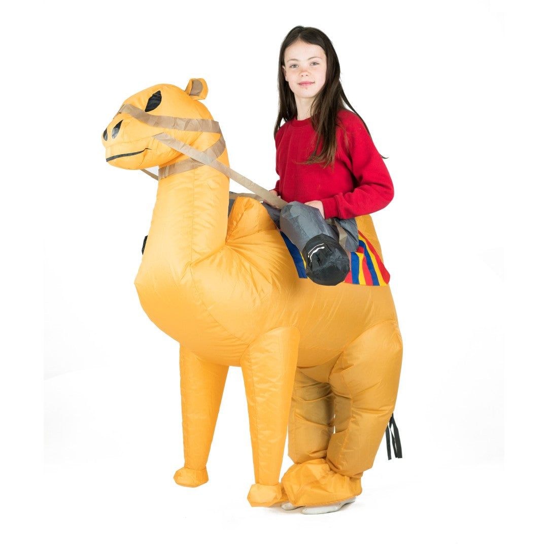 Bodysocks - Kids Inflatable Camel Costume
