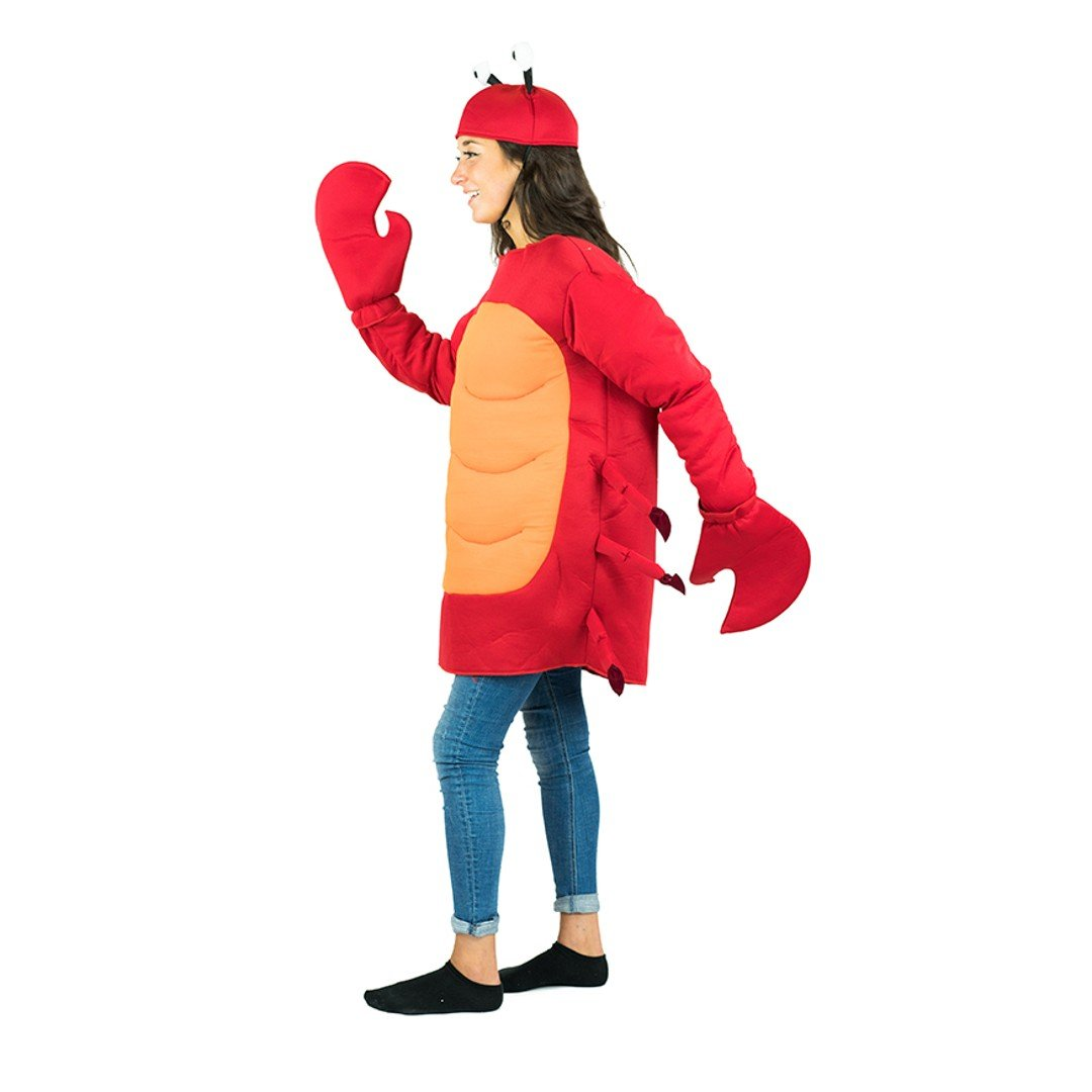 Bodysocks - Crab Costume