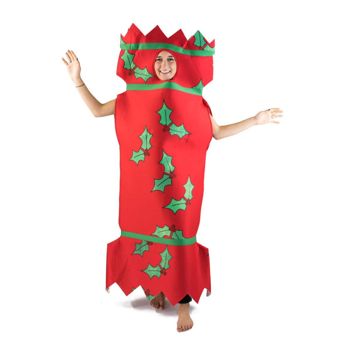 Adults Christmas Cracker Costume