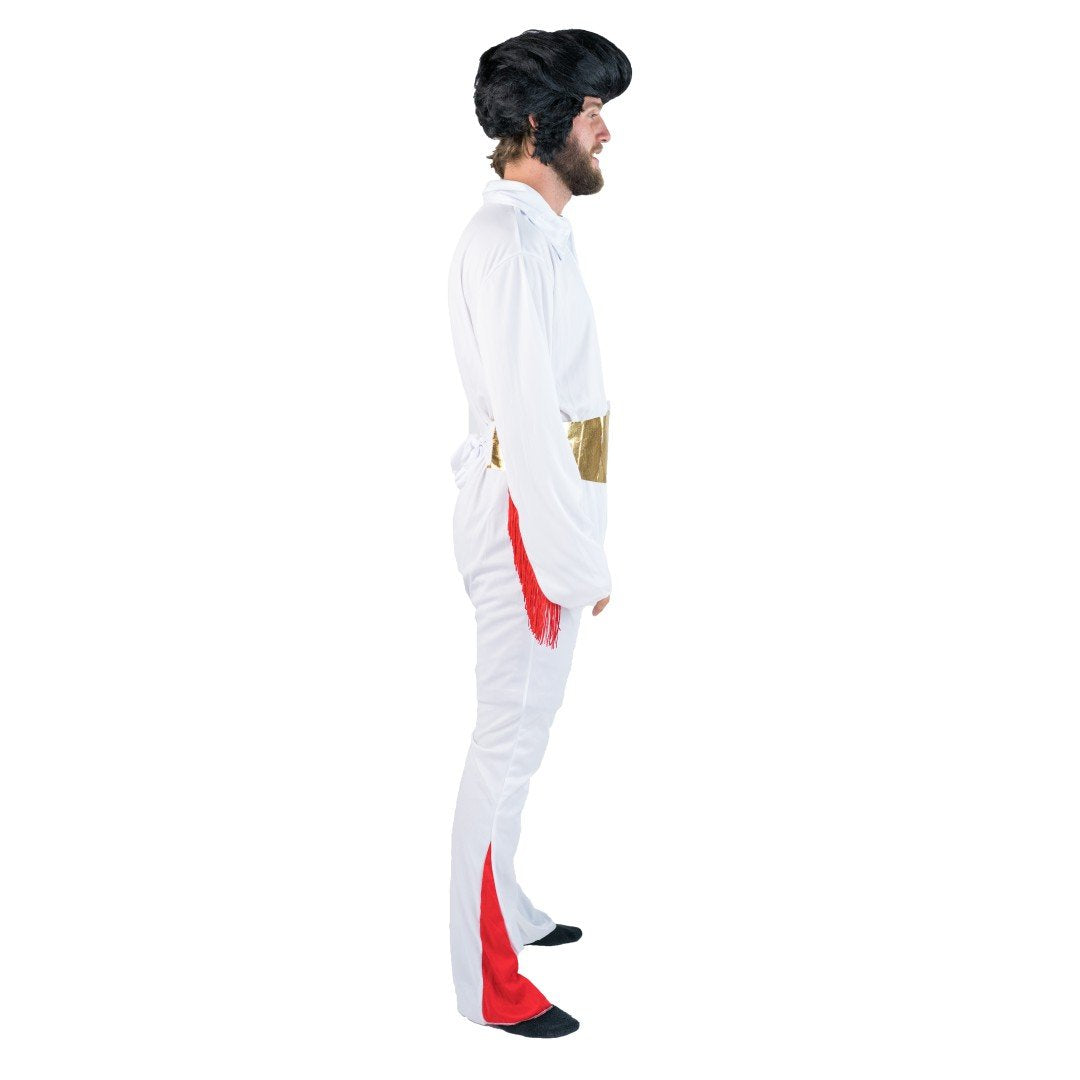 Bodysocks - Adults Elvis Costume