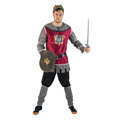 Bodysocks - Men's Charming Knight Costume
