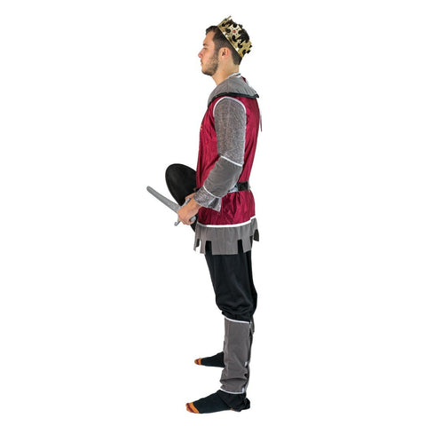 Men's Charming Knight Costume