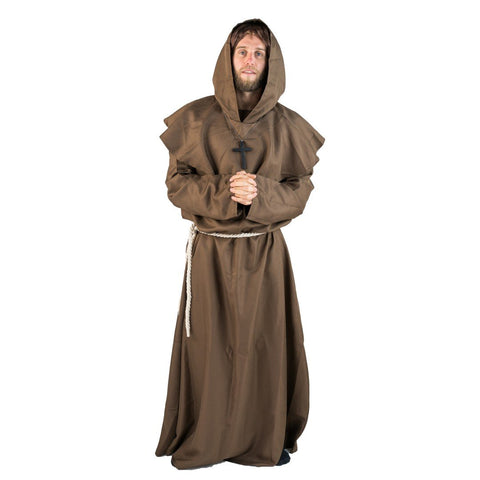 Bodysocks - Adults Monk Costume