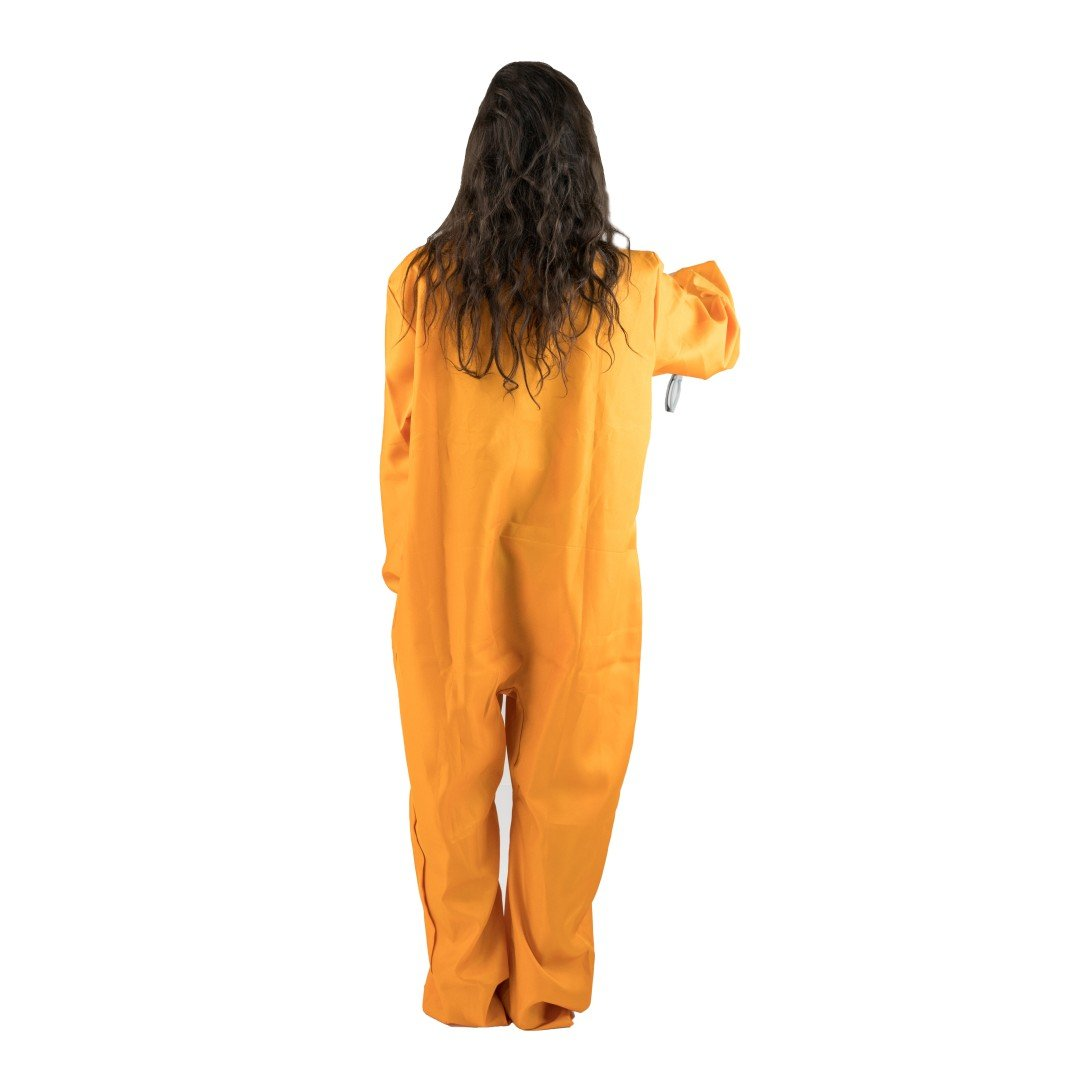 Bodysocks - Adults Prisoner Costume