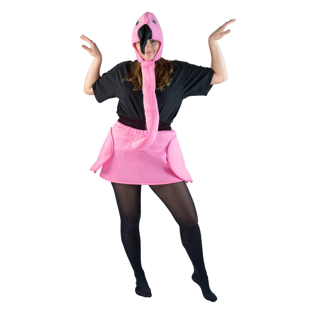 Bodysocks - Flamingo Costume