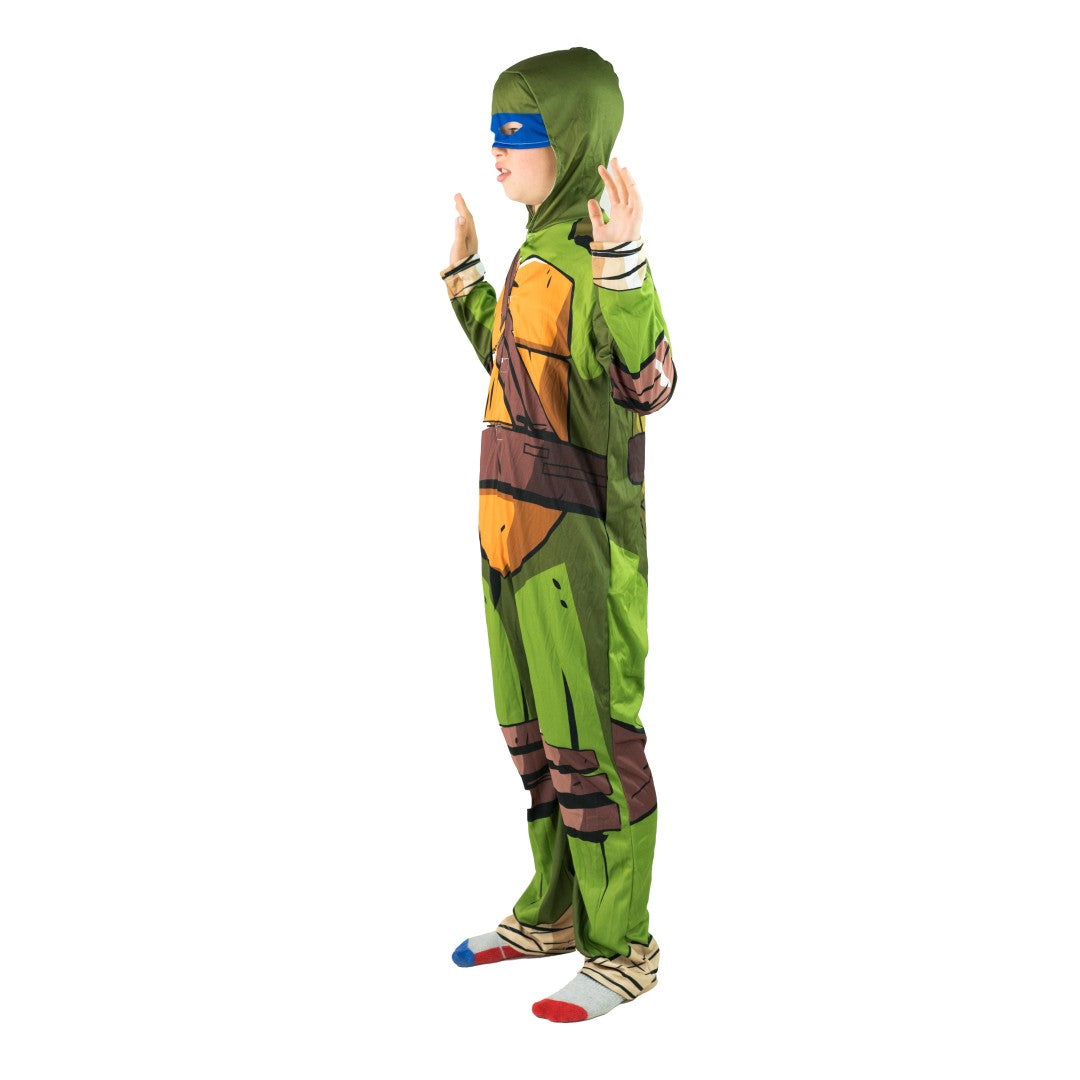 Bodysocks - Kids Unisex Ninja Turtle Costume