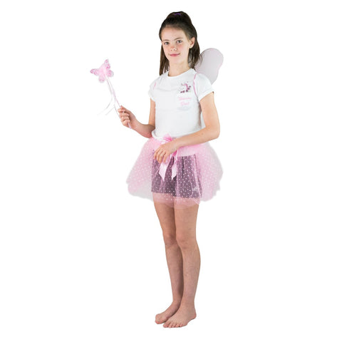 Bodysocks - Kids Pink Fairy Accessories