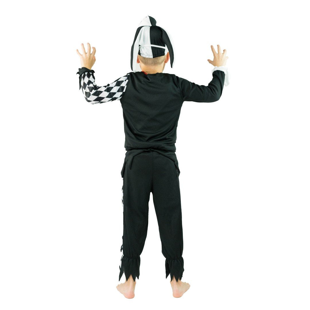 Bodysocks - Kids Jester Costume