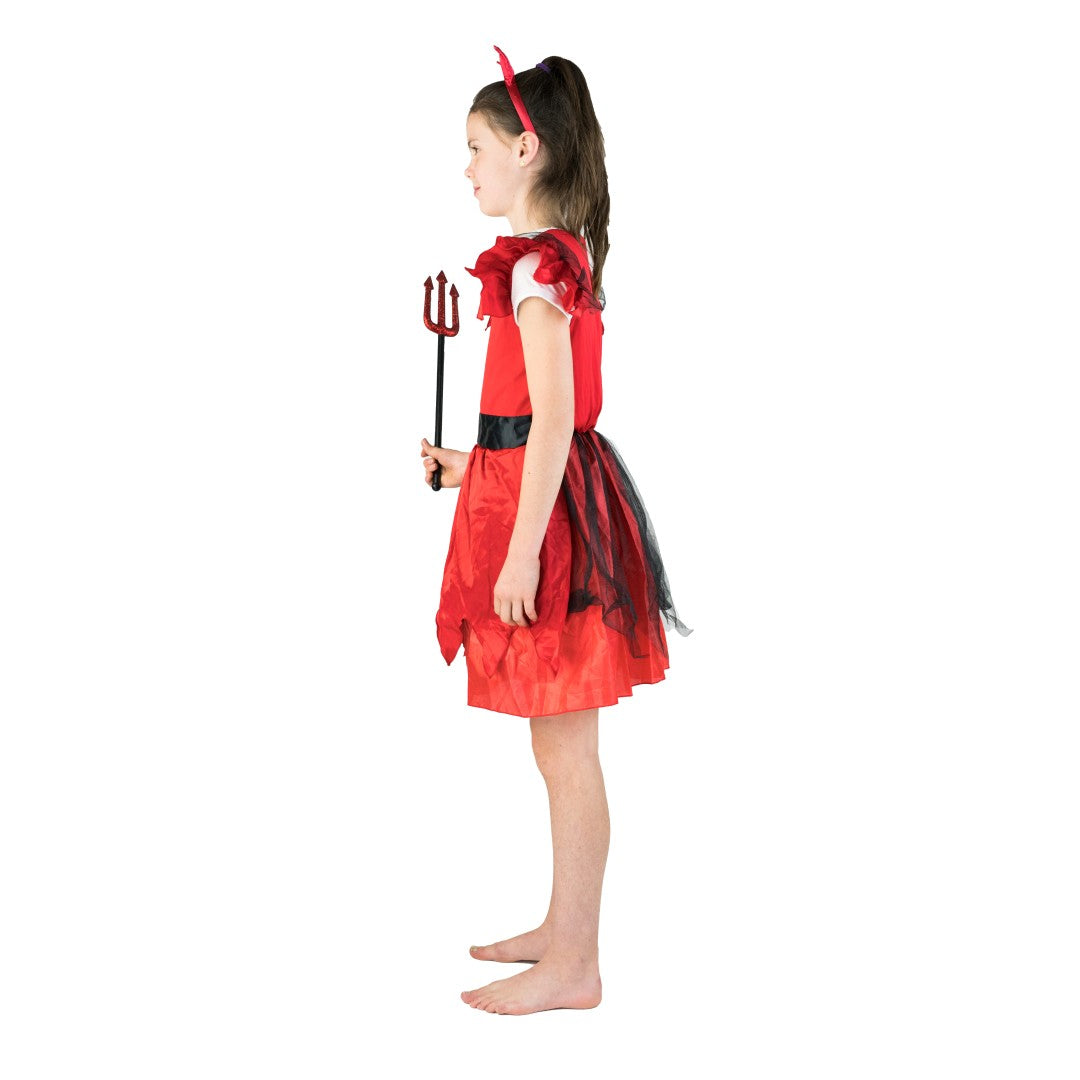 Bodysocks - Kids Devil Costume