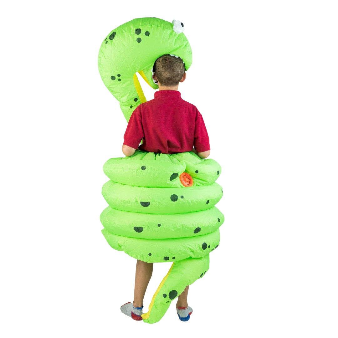 Bodysocks - Kids Inflatable Snake Costume