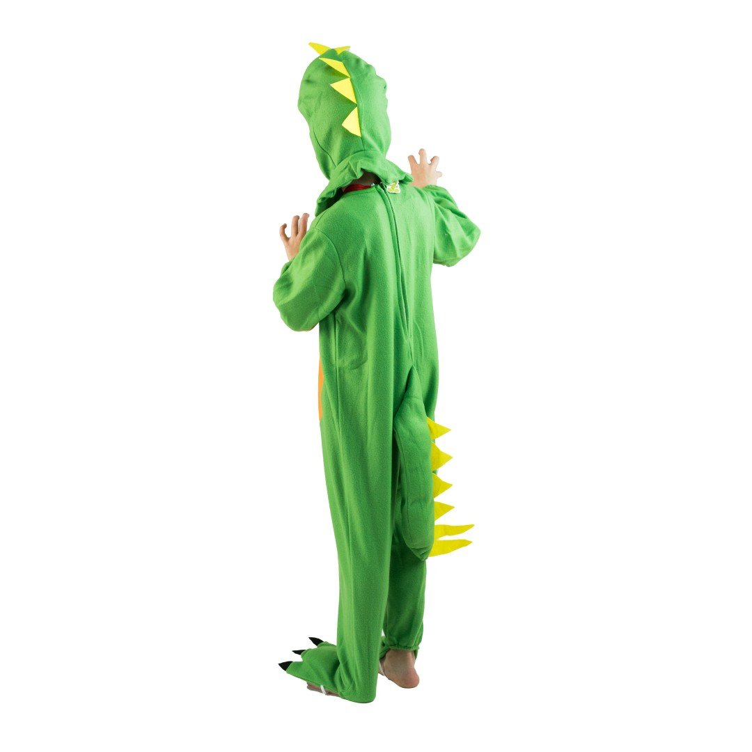 Bodysocks - Green Dinosaur Costume