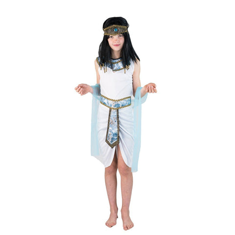 Bodysocks - Girls Egyptian Queen Costume