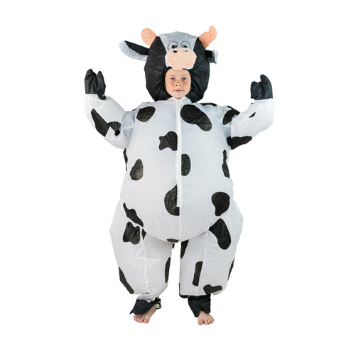 Bodysocks - Kids Inflatable Cow Costume